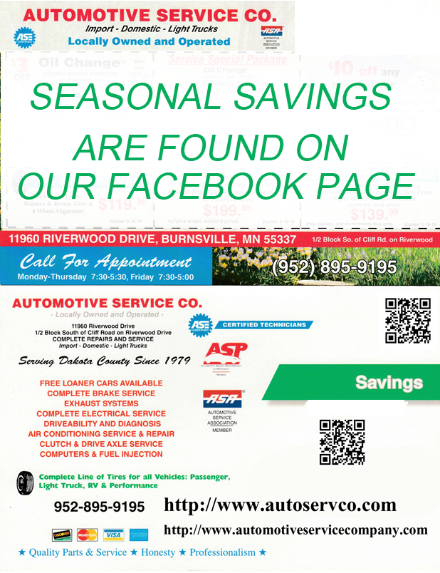 Seasonal Coupon